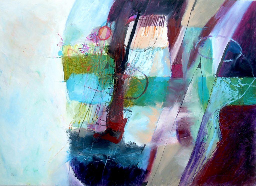 A landscape internalised